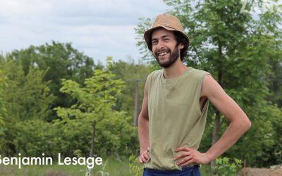 Vivre sans argent avec Benjamin Lesage