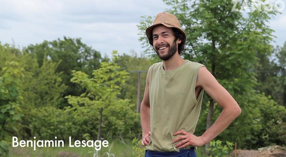 Benjamin Lesage interview